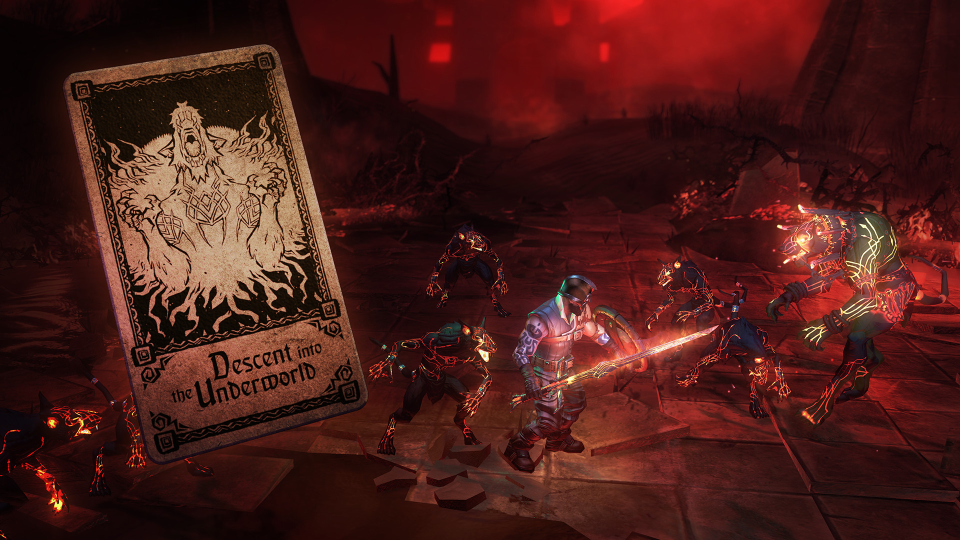 HAND OF FATE (STEAM GIFT | RU+CIS)