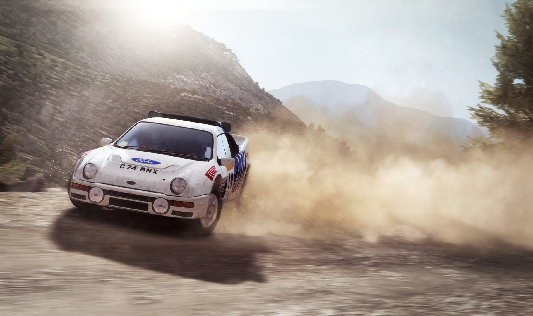 DiRT Rally (STEAM GIFT | RU+CIS)