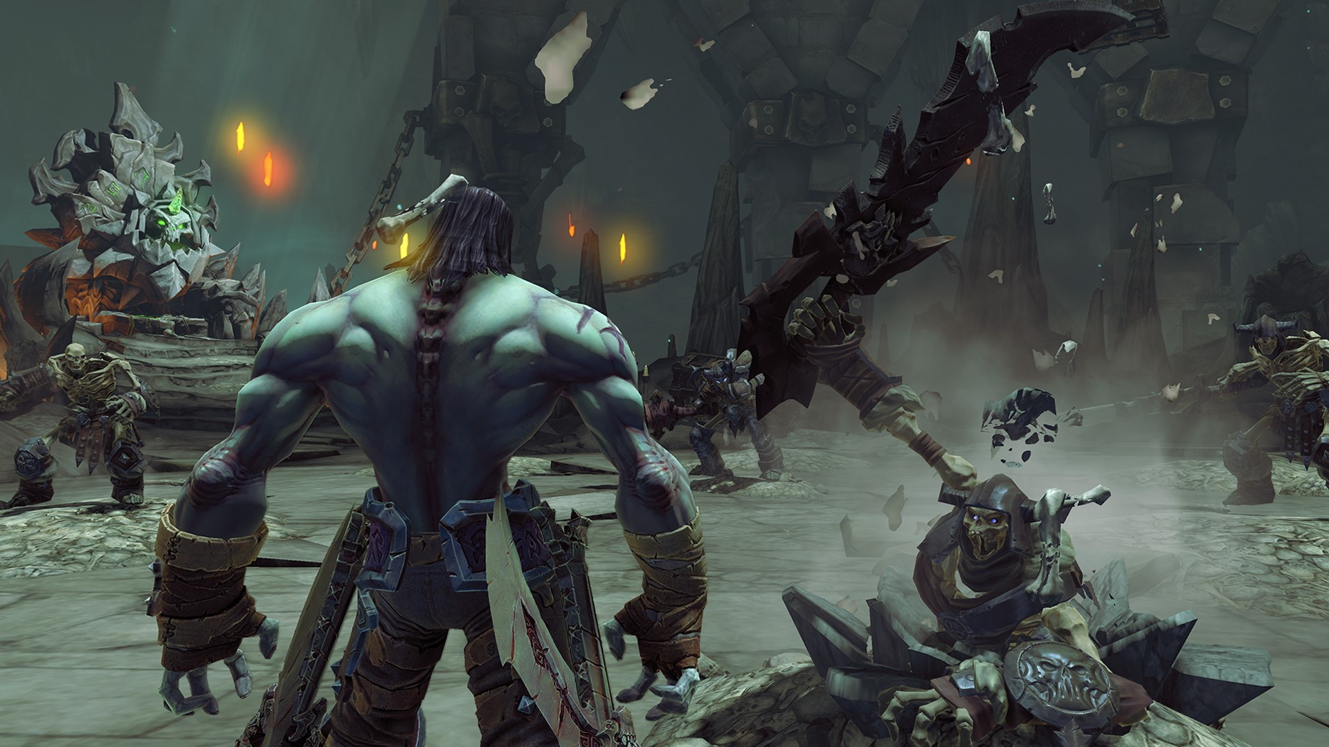 Darksiders 2 II  (STEAM GIFT | RU+CIS)