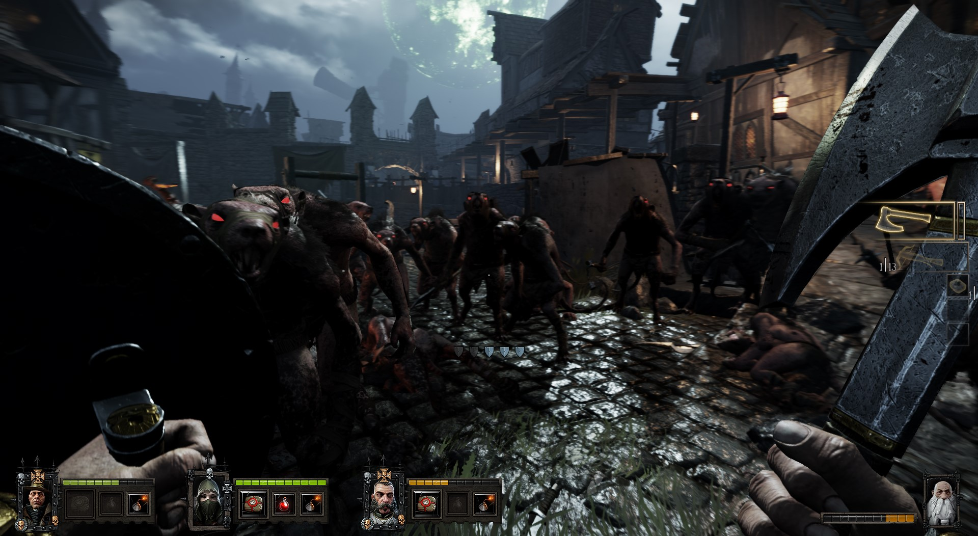 Warhammer: End Times - Vermintide (STEAM GIFT | RU+CIS)