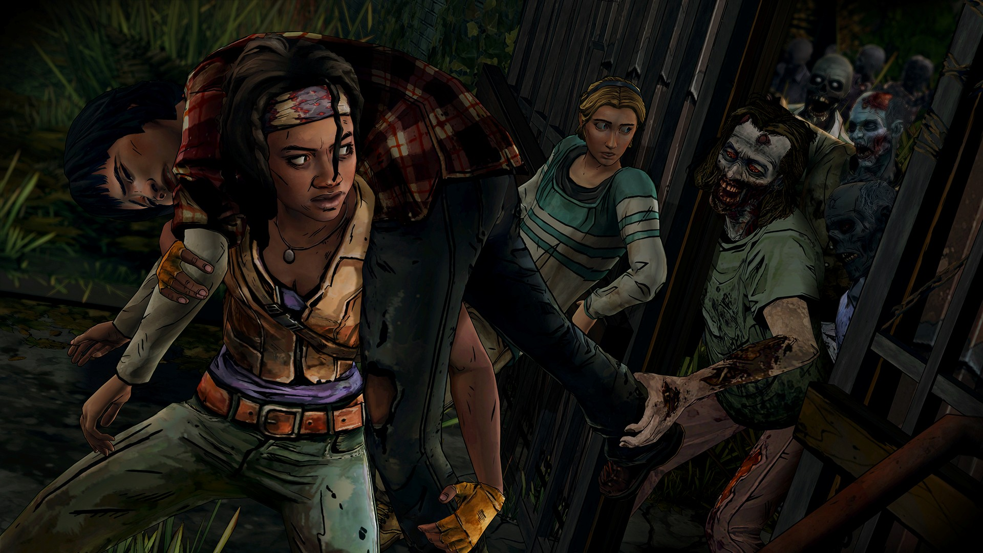THE WALKING DEAD: MICHONNE (STEAM GIFT | RU+CIS)