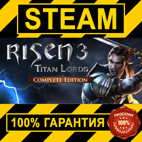 RISEN 3 COMPLETE EDITION (STEAM GIFT | RU+CIS)