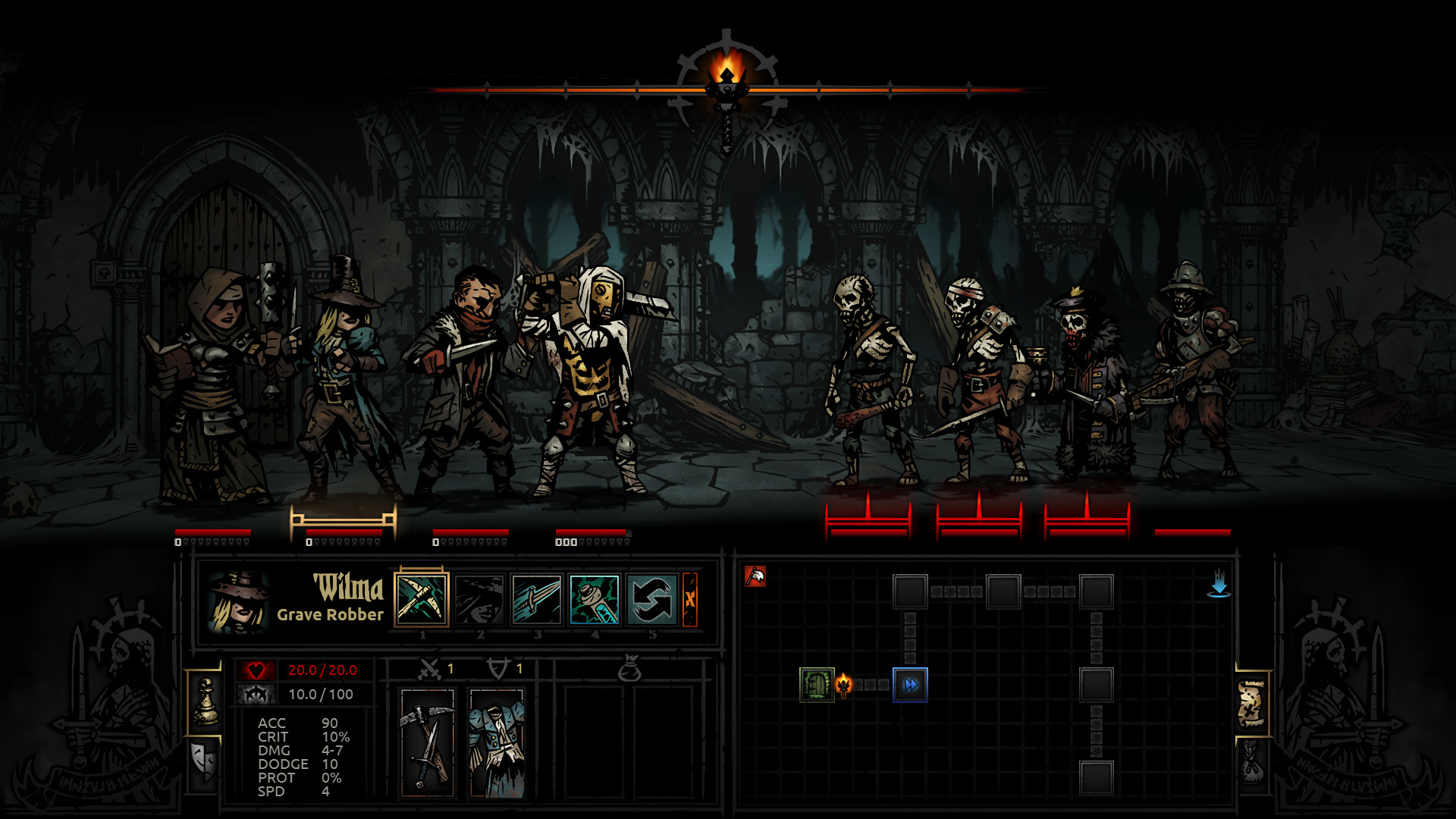 DARKEST DUNGEON (STEAM GIFT | RU+CIS)