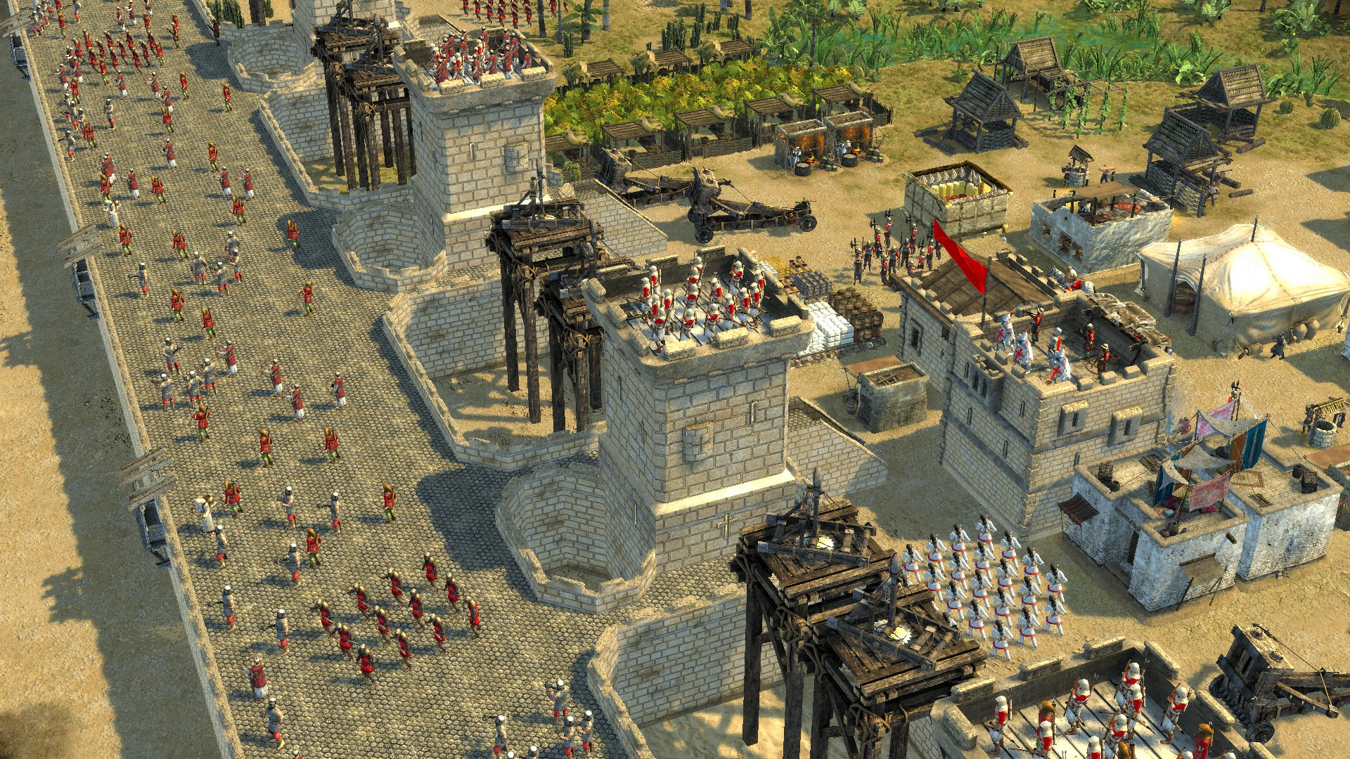 Stronghold Crusader 2 (STEAM GIFT | RU+CIS)