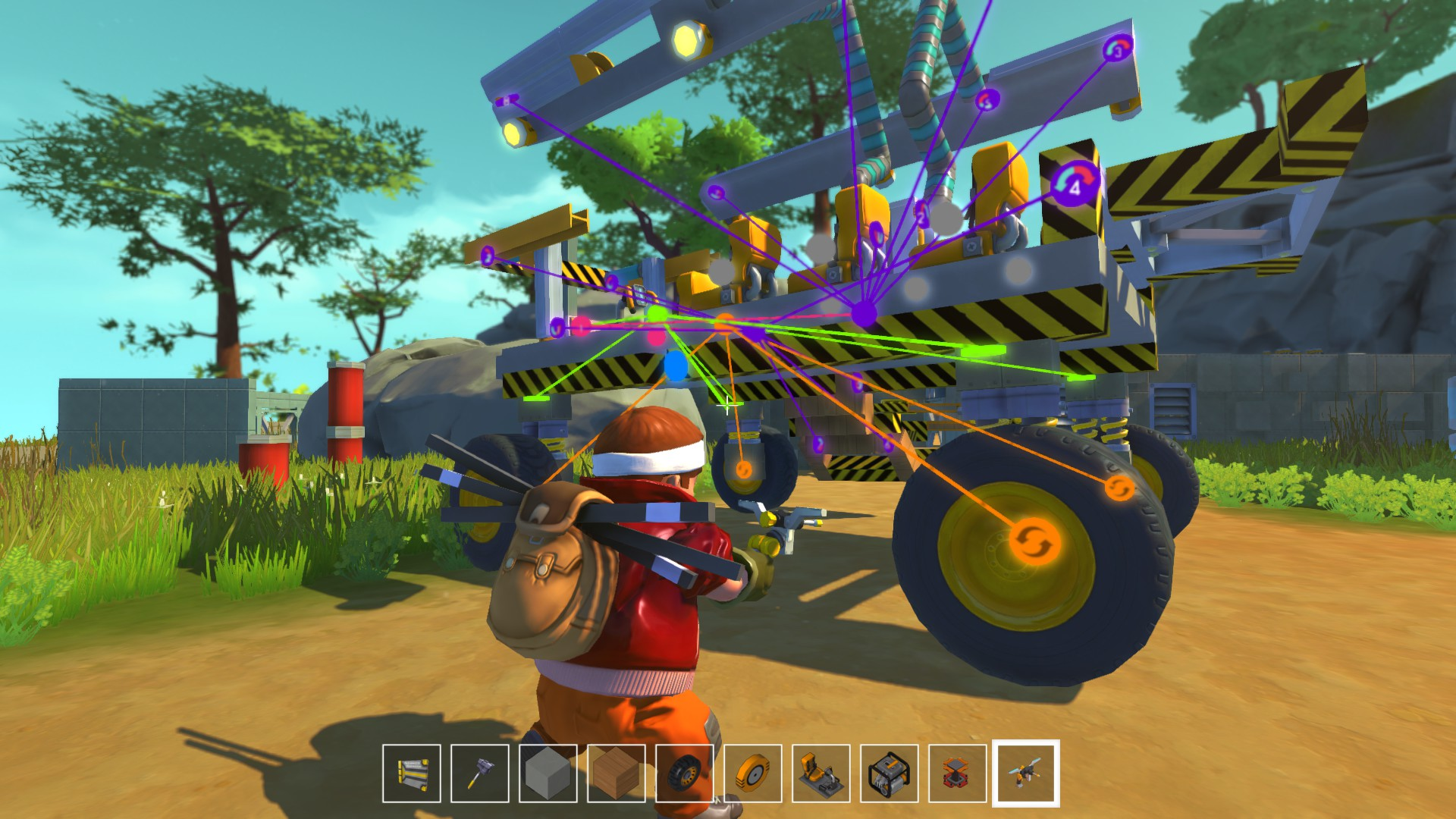 SCRAP MECHANIC (STEAM GIFT | RU+CIS)
