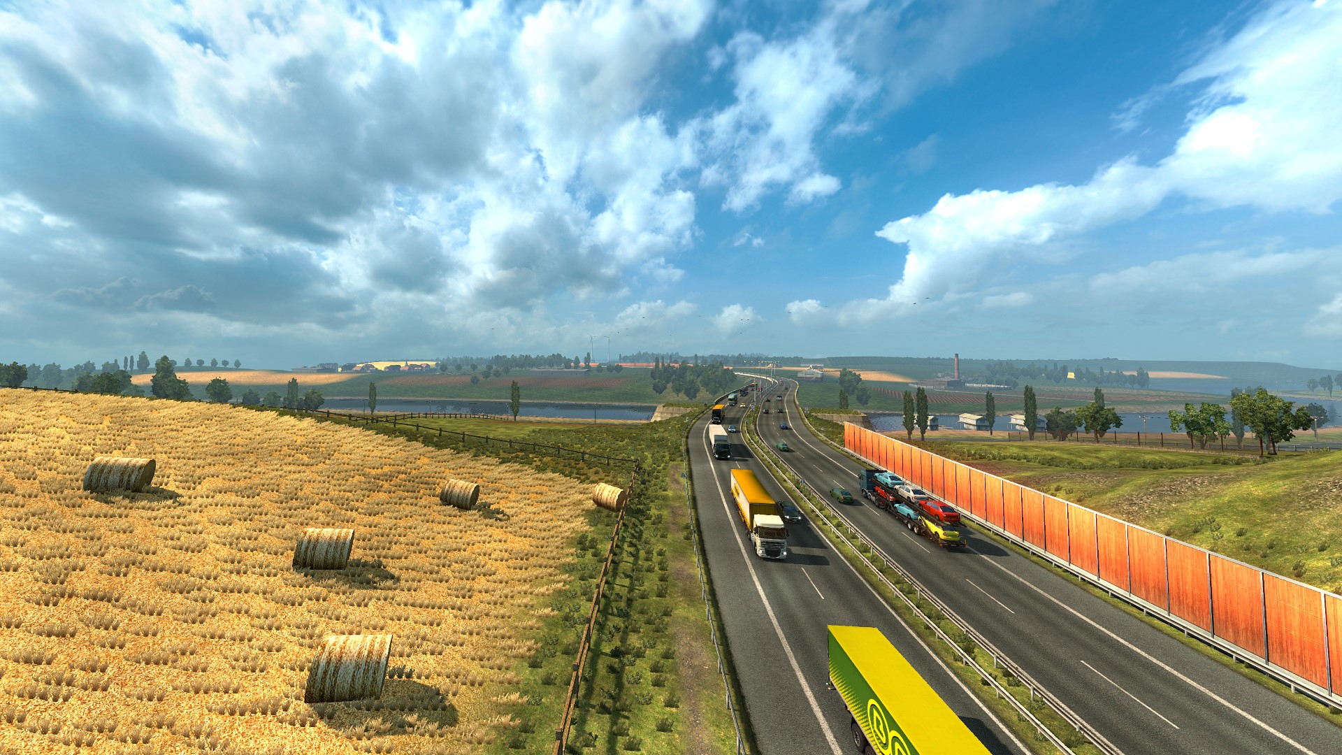 Euro Truck Simulator 2 North Expansion Bundle STEAM