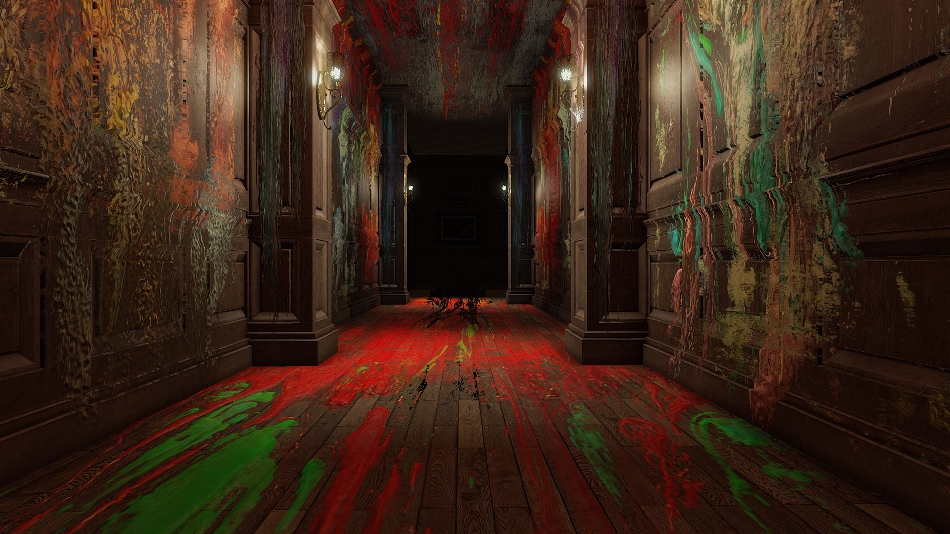 LAYERS OF FEAR (STEAM GIFT | RU+CIS)