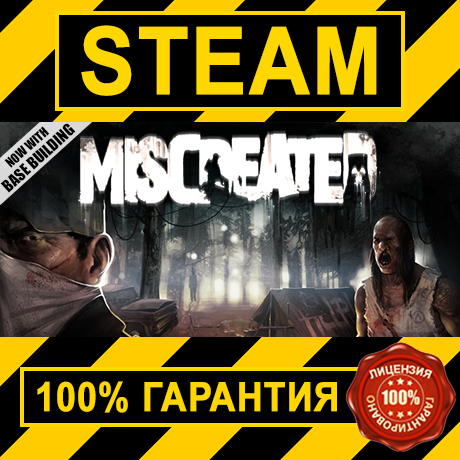 MISCREATED (STEAM GIFT | RU+CIS)