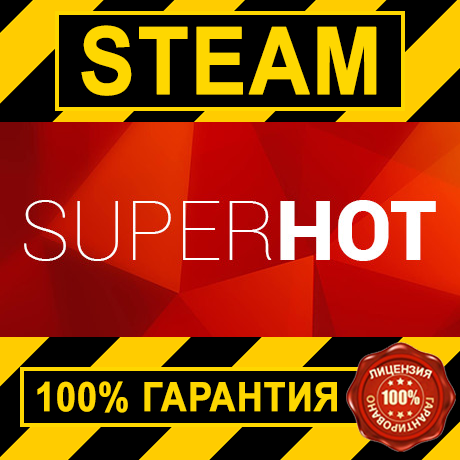 SUPERHOT (STEAM GIFT | RU+CIS)
