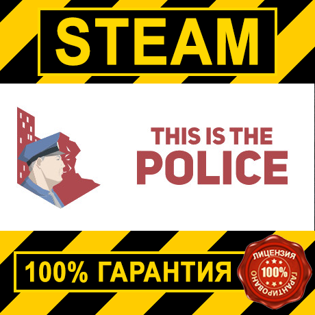 This Is the Police (STEAM GIFT | RU+CIS)