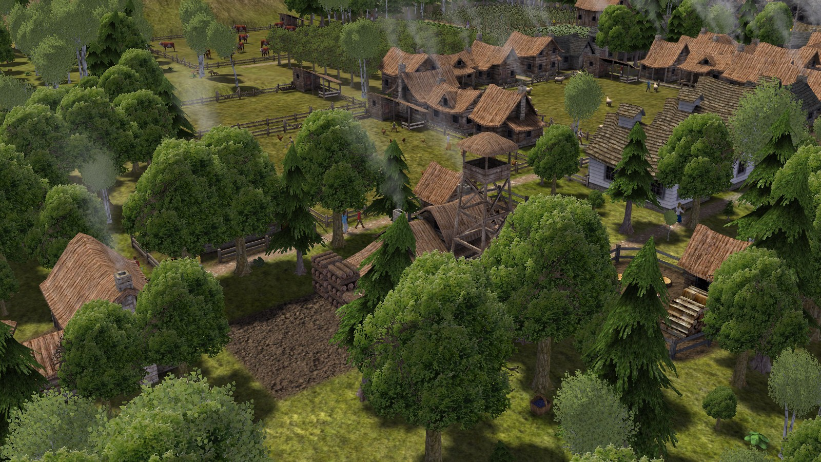 BANISHED (STEAM GIFT | RU+CIS)
