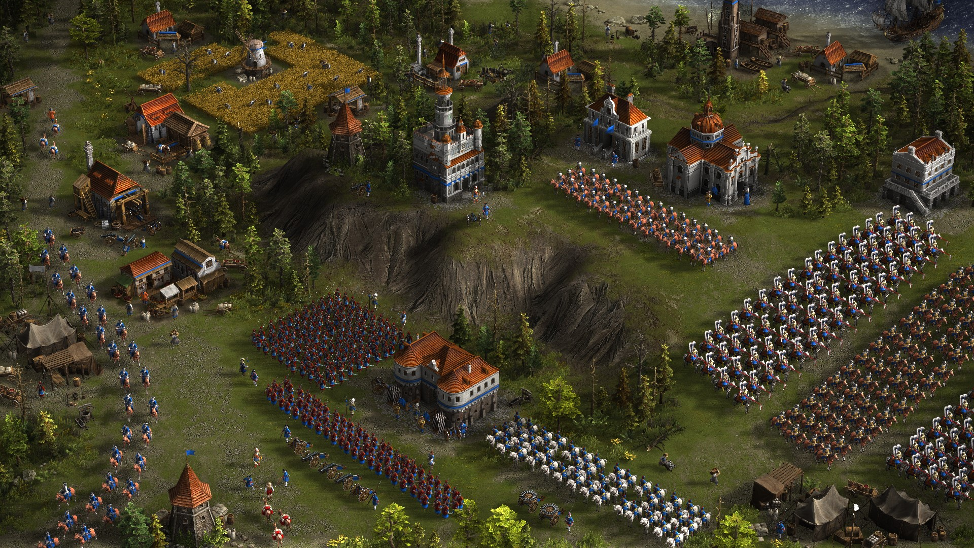 COSSACKS 3 (STEAM GIFT | RU+CIS)