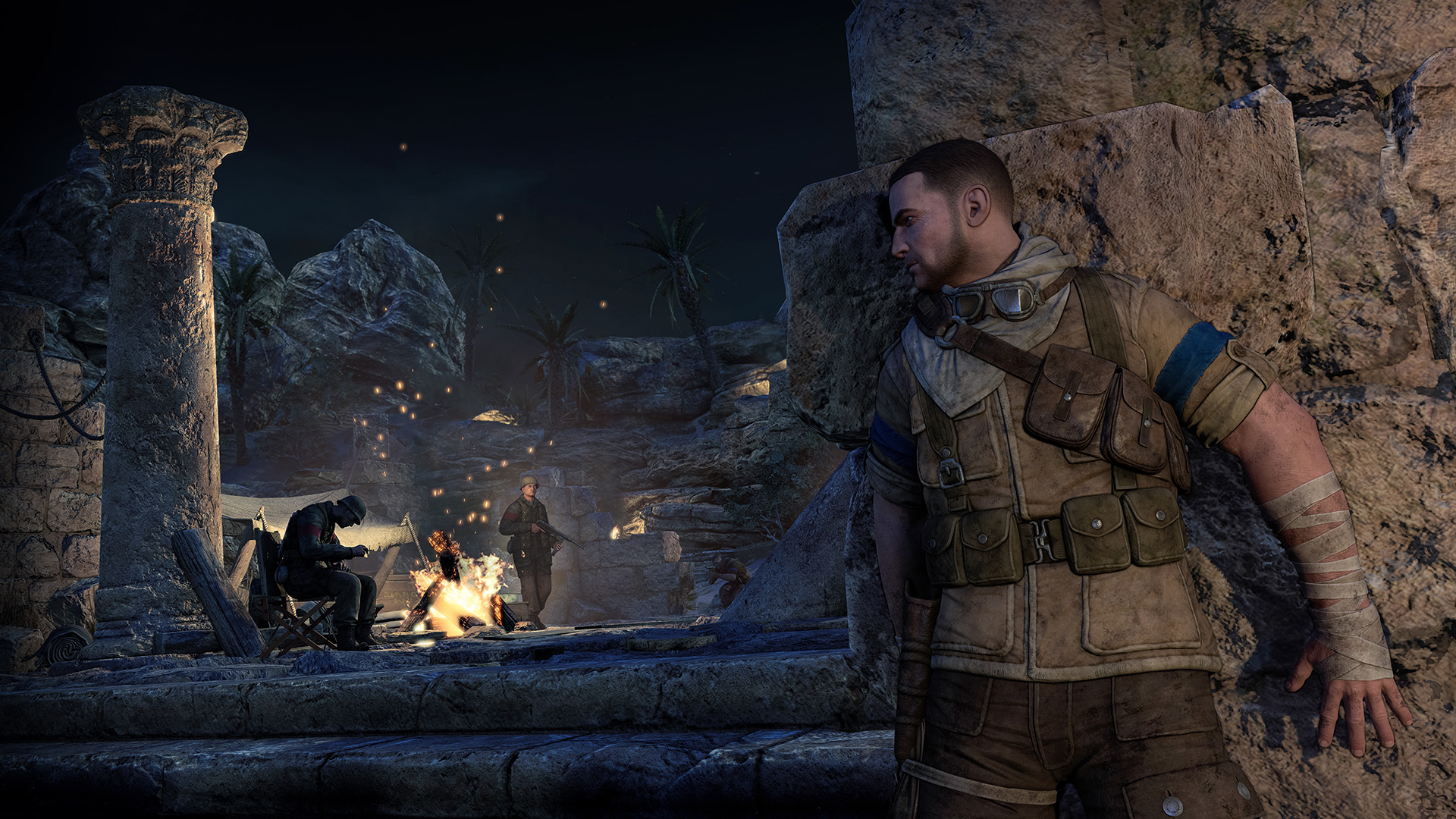 SNIPER ELITE 3 (STEAM KEY | RU+UA)