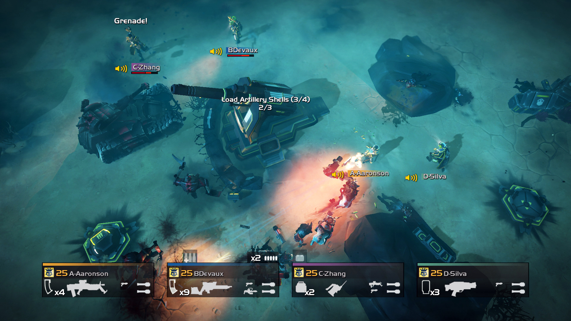 HELLDIVERS™ Digital Deluxe Edition (STEAM GIFT |RU+CIS)