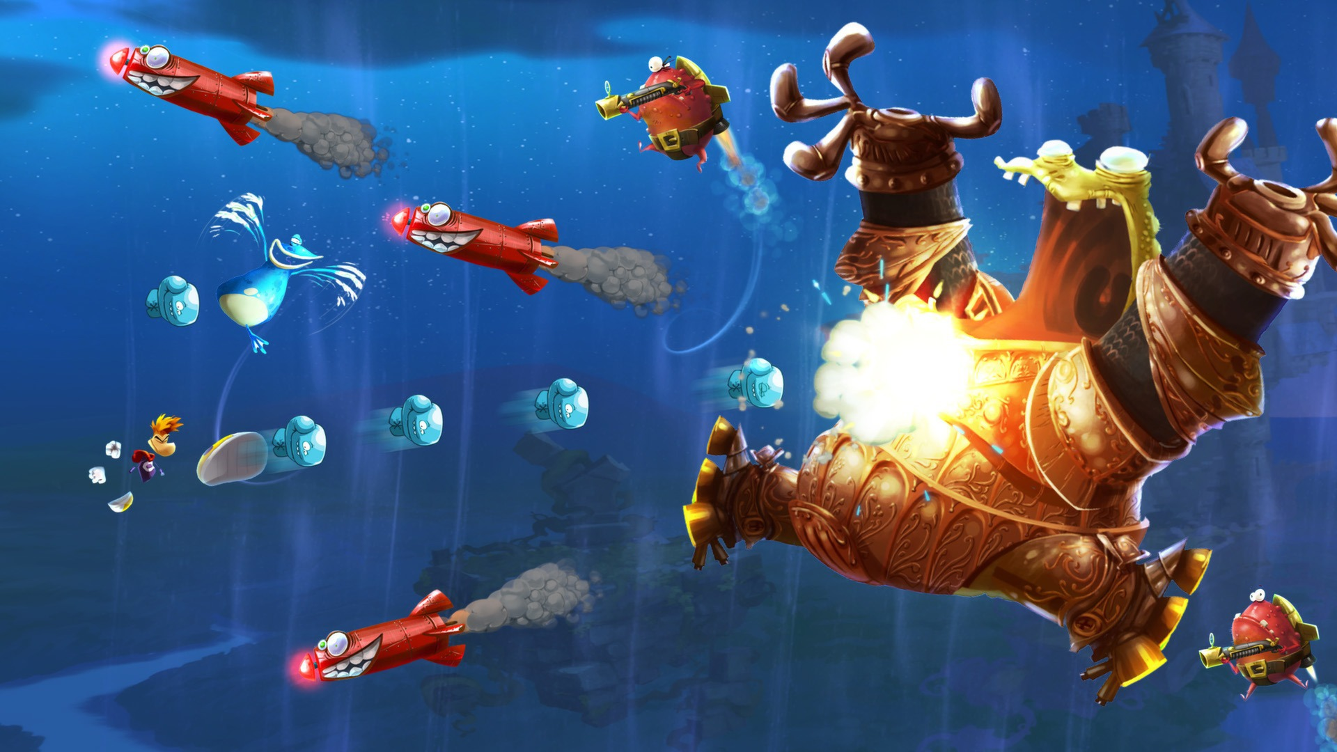 RAYMAN LEGENDS (STEAM GIFT | RU+CIS)