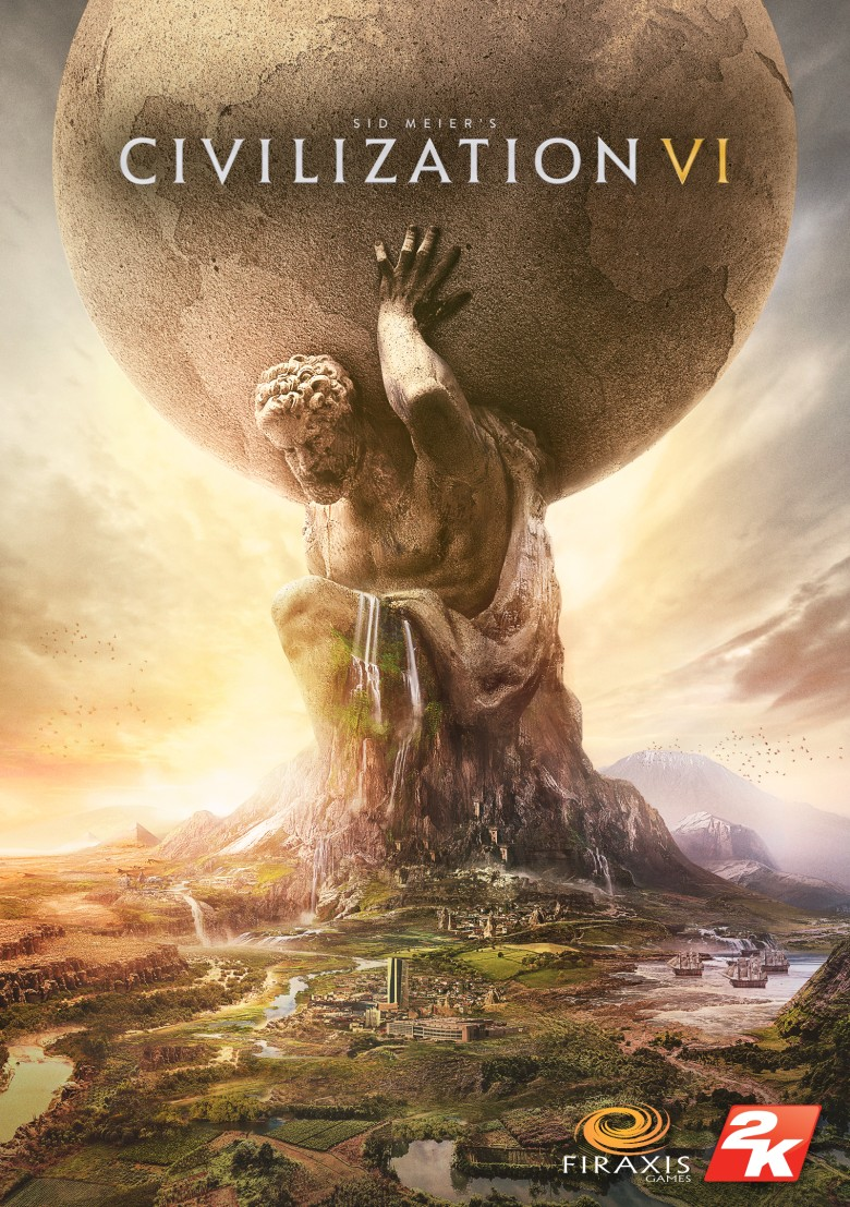 Sid Meier´s Civilization VI 6 (Key Region Free )