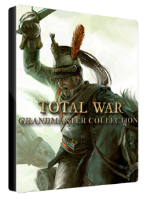 Total War Grand Master Collection Key REGION FREE