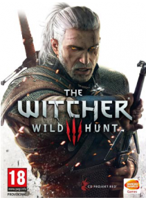THE WITCHER 3: WILD HUNT (REGFREE / MULTILANGUAGE) SCAN