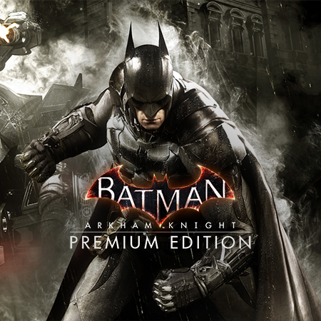 Купить BATMAN: ARKHAM KNIGHT PREMIUM+DLC Key Steam\Row\Global