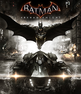 BATMAN: ARKHAM KNIGHT Key Steam\Row\Region Free\Global