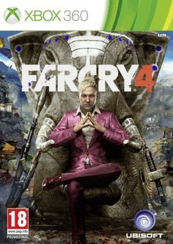 Far Cry 4 (рус), Gears of War 3  Xbox 360