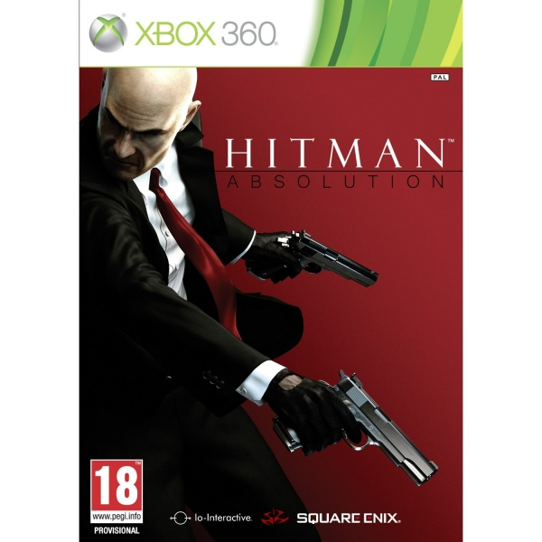 Tomb Raider, Hitman Absolution XBOX 360