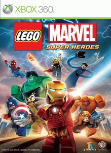 LEGO Marvel Super Heroes,Rabbids Invasion+2игры XBOX360