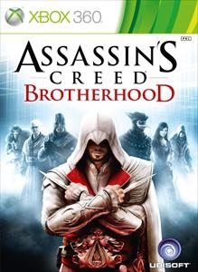 Assassin´s Creed 1,2, Revelations, Brotherhood Xbox 360