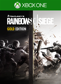 Tom Clancy´s Rainbow Six Siege Gold Edition XBOX ONE