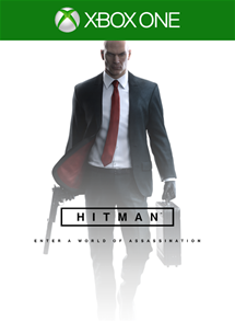 HITMAN THE FULL EXPERIENCE Xbox One