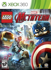 LEGO Marvel´s Avengers XBOX 360 Only for Russia