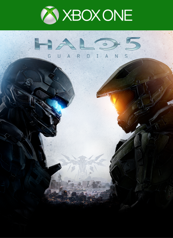 Halo 5: Guardians, The Witcher 3: Wild Hunt XBOX ONE