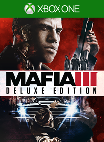 Mafia III 3 Deluxe Edition, Gears of War 4 XBOX ONE