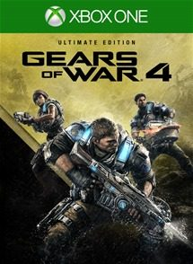 Gears of War 4 Ultimate for Xbox One,  Windows 10 CODE