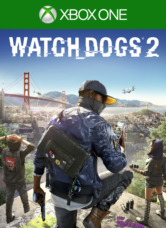 Watch Dogs 2 for Xbox One Download Code