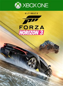 Forza Horizon 3 Ultimate for Xbox One,  Windows 10 CODE
