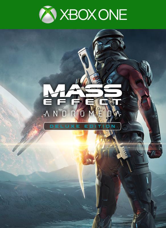 Mass Effect Andromeda | Xbox One | GameStop
