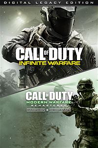 Call of Duty: Infinite Warfare,  Black Ops III XBOX ONE