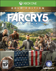 Far Cry 5 Gold Edition, Far Cry 3 Classic  XBOX ONE
