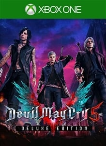 Devil May Cry 5 Deluxe, Red Dead Redemption 2 XBOX ONE 2019