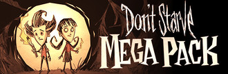 Don´t Starve MEGA PACK