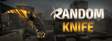 CS:GO - Random Knife + GIFT