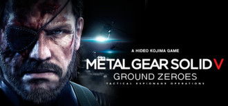 METAL GEAR SOLID V GROUND ZEROES Gift
