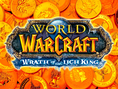 GOLD WOW CIRCLE x5 Logon