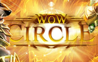 GOLD WOW CIRCLE x5 Logon1