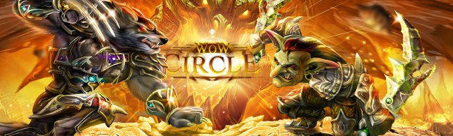 GOLD WOW CIRCLE x2 3.3.5a (Wotlk) logon