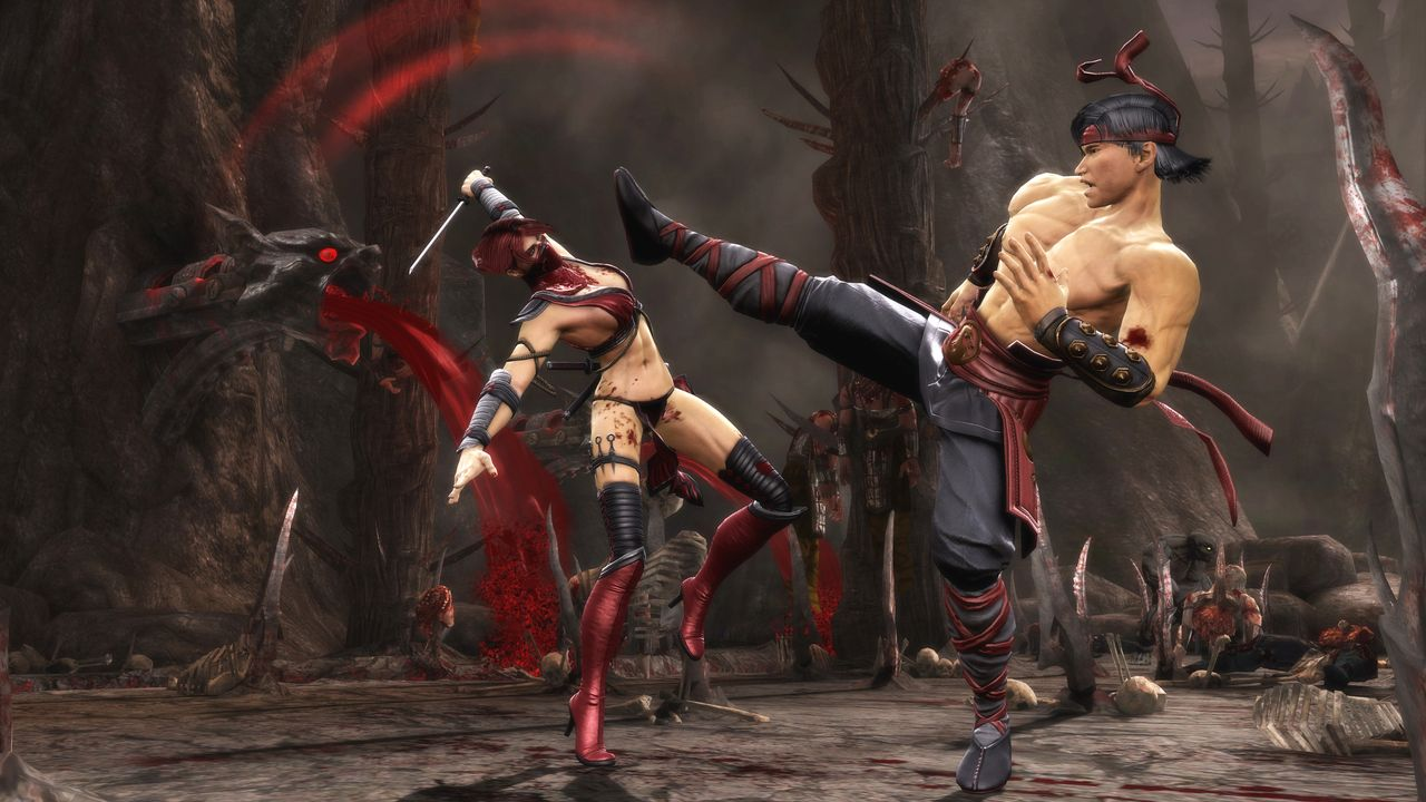 Mortal Kombat. Komplete Edition (Steam) + ПОДАРОК