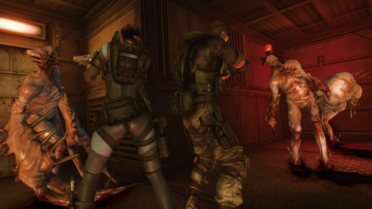 Resident Evil: Revelations (Steam) + GIFT