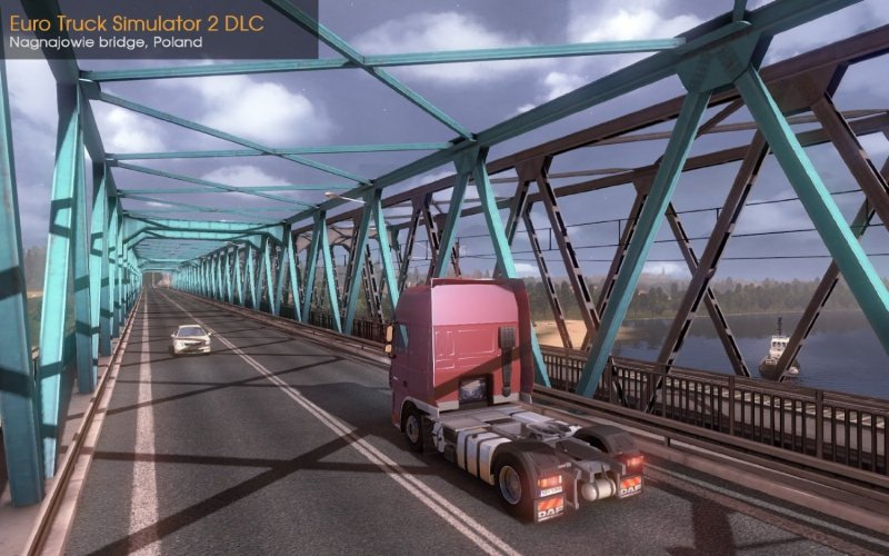 Euro Truck Simulator 2: Going East! (Steam/Region Free)
