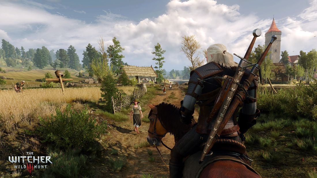The Witcher 3. Wild Hunt (GoG key) + GIFT